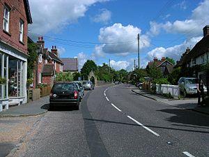 Nutley, East Sussex - Image: Nutley 2