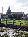 Oast House at North Northlands Farm, Church Lane, Danehill, East Sussex - geograph.org.uk - 1402931.jpg