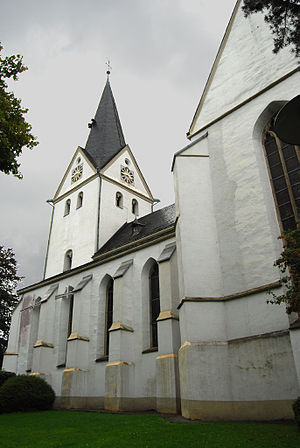 Gummersbach - Church in Gummersbach