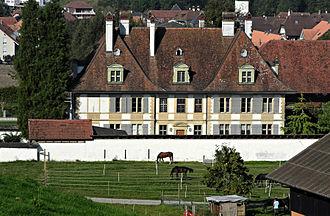 Oberdiessbach - Oberdiessbach Castle
