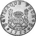 Ocho reales de plata 1759 (reverso).jpg