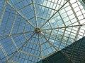 Octagonal skylight, Capitol Centre, Cardiff. - geograph.org.uk - 1186036.jpg
