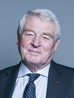 Paddy Ashdown British politician and diplomat