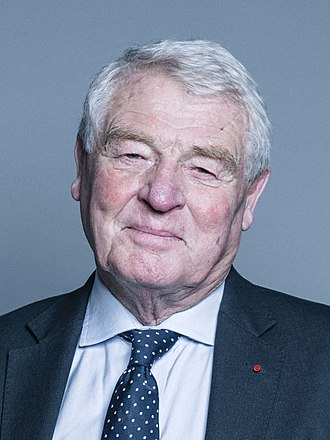 Paddy Ashdown - Paddy Ashdown in March 2018