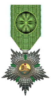 Order of the Lion and the Sun