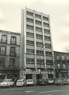 Pelayo seguros wikipedia la enciclopedia libre for Grupo vips oficinas centrales