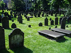 Old Burying Ground (Halifax, Nova Scotia) - Old Burying Ground