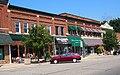 Old Storefronts in Brooklyn, Michigan (9548836867).jpg