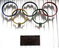 Olympische Spiele 1936 - Segelwettbewerbe in Kiel - Gedenktafel.jpg