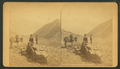 On Grey's Peak trail, from Robert N. Dennis collection of stereoscopic views.png