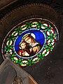 Onesse-et-Laharie (Landes) église, vitrail 05.JPG