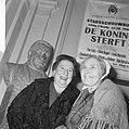 Opdracht Telegraaf Mimi Boesnach als Kniertje in 'Op hoop van zegen' van Herman, Bestanddeelnr 915-8790.jpg