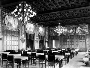 Operakällaren - Operakällarens dining room in 1895