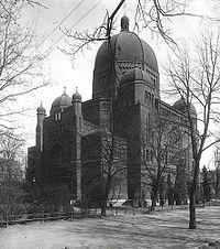 Opole Oppeln Alte Synagoge.jpg