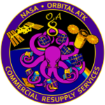 Orbital Sciences CRS Flight 8E Patch.png