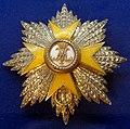 Order of the Golden Spur star (Vatican) - Tallinn Museum of Orders.jpg