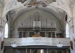 Orgelempore Pfarrkirche Brixlegg-1.jpg