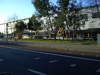 Oriental City - Facade along Edgware Road
