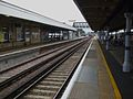 Orpington station platform 5 look north.JPG