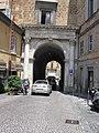 Orvieto visit of group Dante Dante Alighieri Jerusalem 042.jpg