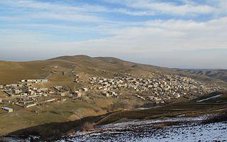 Oti Kandi village in East Azerbaijan, Iran