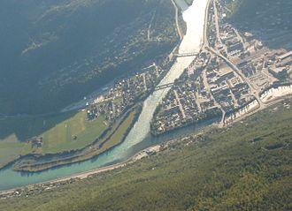 Otta (river) - Image: Otta Laagen Ottaby