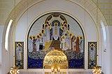 Otto-Wagner-Kirche - Altarbild Die Verheißung des Himmels.jpg