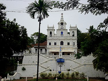 Our Lady of Immaculate Conception Church in Panaji Our-Lady-of-ImmaculateConception,Goa.JPG