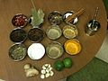 Outlay of most of the Spices and Seasonings used to make Butter Chicken (Murgh Makhani).jpg