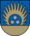 Coat of arms of Ozolnieki Municipality