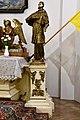 Pér, római katolikus templom, Nepomuki Szent János-szobor 2021 01.jpg