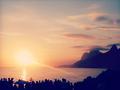 Pôr do sol no Arpoador.png