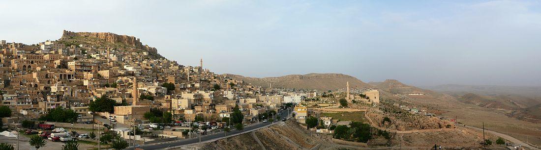 Tarihi Mardin şehri