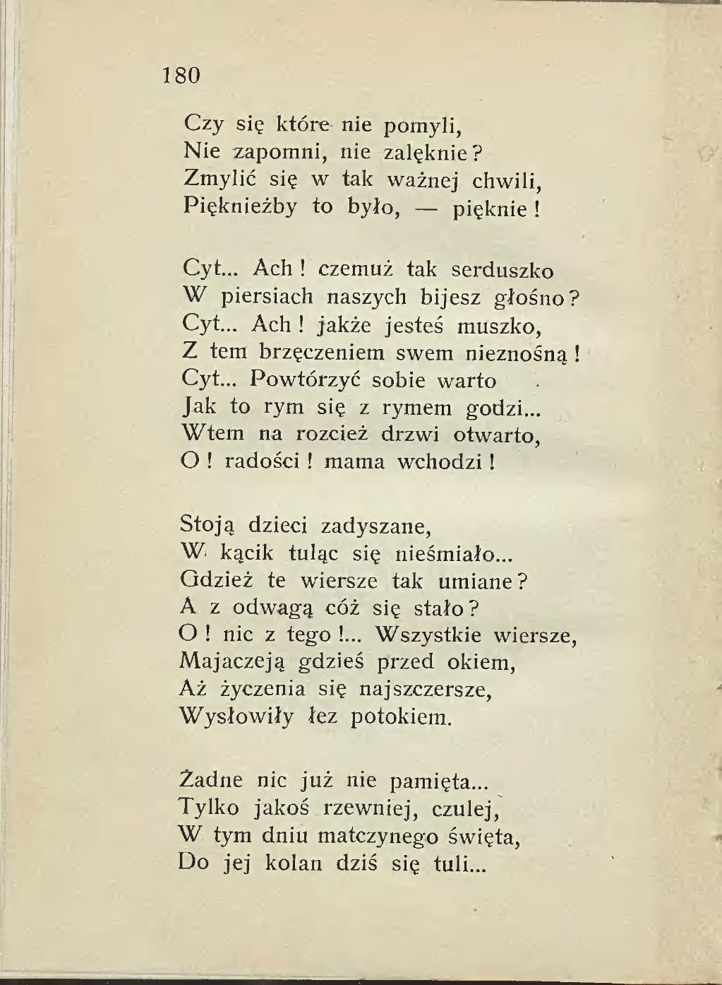 Stronapl Władysław Bełza Dla Polskich Dziecidjvu202