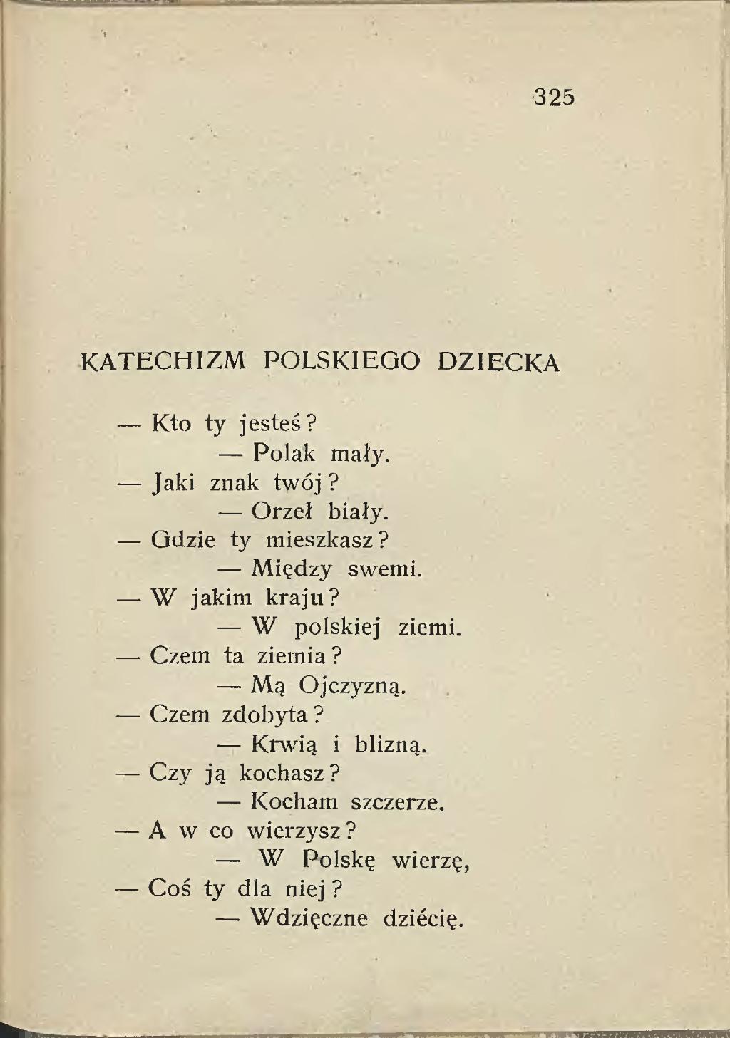 Stronapl Władysław Bełza Dla Polskich Dziecidjvu353