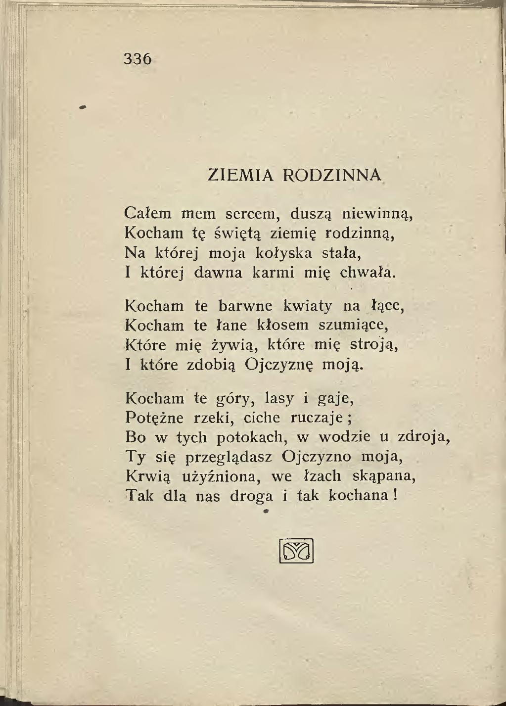 Stronapl Władysław Bełza Dla Polskich Dziecidjvu364