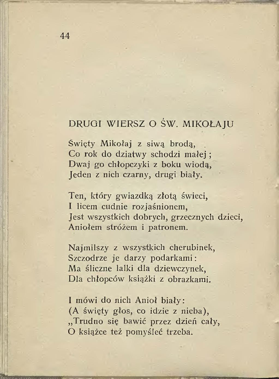 Stronapl Władysław Bełza Dla Polskich Dziecidjvu058