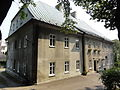 POL Bielsko-Biała Pl. M. Lutra 12, Pl. Ks. Ściegennego 8 - plebania EA 2.JPG