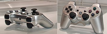 The PlayStation 3 Wireless Controller (SIXAXIS)