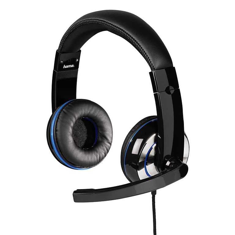 gaming headset with a mic