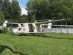 PZL M-15 Belphegor - M-15 at Central Air Force Museum in Monino