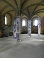 Paimpol (22) Abbaye de Beauport Salle capitulaire 11.JPG