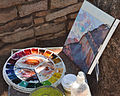 Painting the Grand canyon.jpg