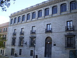 PROPUESTAS DE RULADA DE LA COMUNIDAD DE MADRID - DOMINGO 8 DE MARZO 250px-Palacio_de_los_Vargas_Madrid