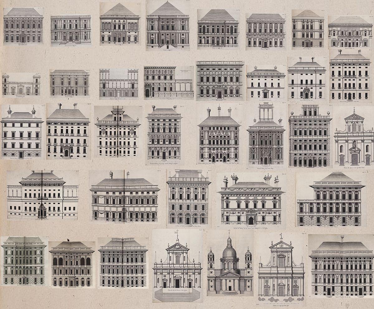 Palazzi di genova wikipedia for Piani di palazzi contemporanei
