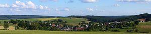 Meisburg - Image: Panorama meisburg 2