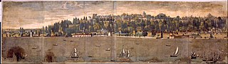 Panorama of Constantinople