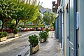 Panos Street in the neighborhood of Plaka. In the background the Acropolis.jpg