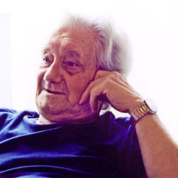 Papp Oszkar Hungarian Painter 06 06 2003.jpg