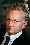 Par Nuder, finansminister Sverige, under nordisk finansministermote ved den Nordiske rækkes session i Stockholm.jpg